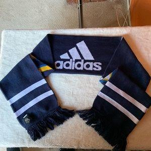 Adidas LA Galaxy 2-Sided Scarf
